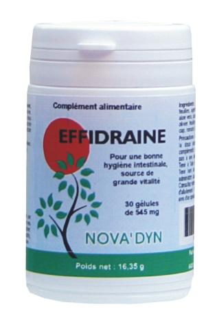 Effidraine - Draineur efficace - NOVA'DYN