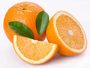 L'orange aide à guérir